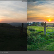 Lightroom-Before-and-After-Sunset